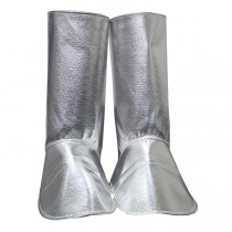 Aluminized Para Aramid Blend Full Vertical Velcro Leggings (#401-AKV)