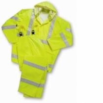 Hi Vis Class 3 Rainsuit 3pc.