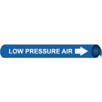 Low Pressure Air Precoiled Pipe Marker (#4067N)