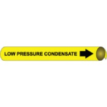 Low Pressure Condensate Precoiled Pipe Marker (#4068N)