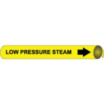 Low Pressure Steam Precoiled Pipe Marker (#4069N)