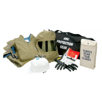ARC Flash Jacket & Bib Kit, 40 cal (#AG40)