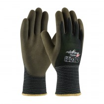 PowerGrab™ Thermo W Seamless Knit Polyester Glove with Acrylic Liner and Latex MicroFinish Grip on Palm & Fingers  (#41-1430)