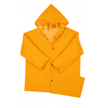 "35mil PVC Polyester 48"" Raincoat (#4148)"