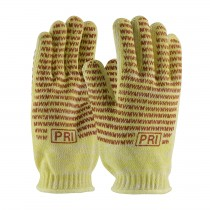 PIP® Kevlar® / Cotton Seamless Knit Hot Mill Glove with Cotton Liner and Double-Sided EverGrip™ Nitrile Coating - 24 oz  (#43-552)