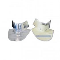 """7"""" Aluminized Para Aramid Blend Spats (#485-AKV)"""