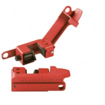 Master Lock Grip Tight Circuit Breaker Lockout (#491B)