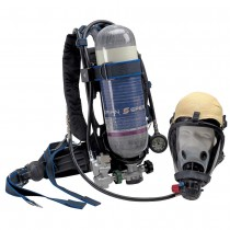 Survivair Panther SCBA, low pressure, 30-minute, with SAR (#493121)