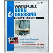 Water Jel Burn Dressing, 4x16 (#0416-28)