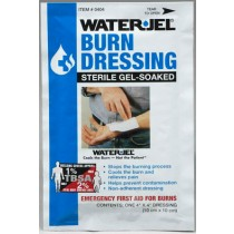 Water Jel Burn Dressing, 4x4 (#0404-60)