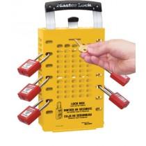 Master Lock Latch Tight Lock Box (#503Y)