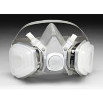 3M™ Half Facepiece Disposable Respirator Assembly (organic vapor with P95, medium) (#52P71)