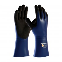 MaxiDry® Plus™ Nitrile Coated Glove with Nylon / Lycra Liner and Non-Slip Grip on Palm & Fingers (#56-530)