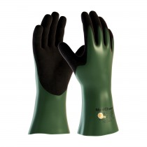 "MaxiChem® Cut™ Nitrile Blend Coated Glove with HPPE Liner and Non-Slip Grip on Palm & Fingers - 12"" (#56-633)"