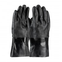 "ChemGrip™ Neoprene Coated Glove with Interlock Liner and Etched Rough Finish - 12""  (#57-8630R)"