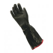"ChemGrip™ Neoprene Coated Glove with Foam Insulated Liner and Etched Rough Finish - 18""  (#57-8653R)"