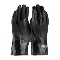 "ProCoat® PVC Dipped Glove with Interlock Liner and Sandy Finish - 10""  (#58-8120DD)"