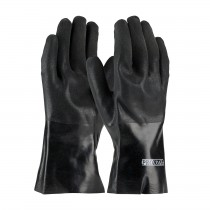 "ProCoat® PVC Dipped Glove with Interlock Liner and Sandy Finish - 12""  (#58-8130DD)"