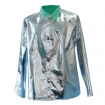 """7oz. Aluminized PBI Blend 30"""" Jacket (#600-APBI)"""