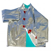 "15oz. Aluminized Rayon 30"" Jacket (#600-AR)"