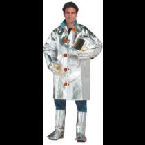 "19oz. Aluminized Carbon Kevlar 40"" Jacket (#601-ACK)"