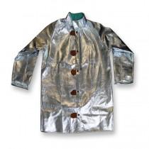 """19oz. Aluminized Para Aramid Blend 40"""" Jacket (#601-AKV)"""