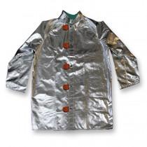 """7oz. Aluminized PBI Blend 40"""" Jacket (#601-APBI)"""