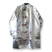 "15oz. Aluminized Rayon 40"" Jacket (#601-AR)"