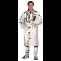 "19oz. Aluminized Carbon Kevlar 45"" Jacket (#602-ACK)"