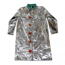 "10oz. Aluminized CarbonX 45"" Jacket (#602-ACX10)"