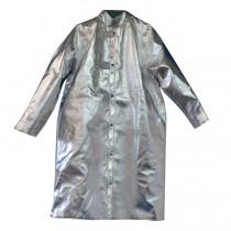 """19oz. Aluminized Para Aramid Blend 45"""" Jacket (#602-AKV)"""