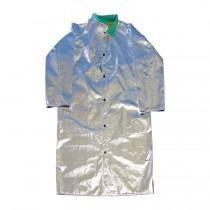 """7oz. Aluminized PBI Blend 45"""" Jacket (#602-APBI)"""