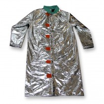 "10oz. Aluminized CarbonX 50"" Jacket (#603-ACX10)"