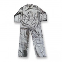 19oz. Aluminized Carbon Kevlar Coverall (#605-ACK)