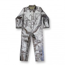 19oz. Aluminized Para Aramid Blend Coverall (#605-AKV)