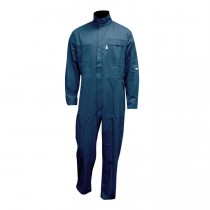 9 oz. Navy Indura Coverall (#605-IND-N)