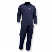 9 oz. Navy Ultra Soft Coverall (#605-USN)