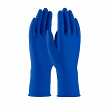 Ambi-Thix™ Industrial Grade Extra Thick Disposable Latex Glove, Powdered with Fully Textured Grip - 13 Mil  (#62-327)
