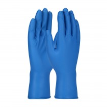 Grippaz™ Food Plus Superior Ambidextrous Nitrile Glove with Textured Fish Scale Grip - 8 Mil  (#67-308)