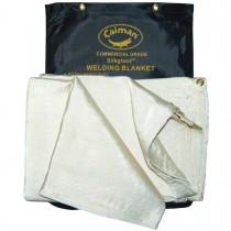Caiman® 6ft x 8ft 26oz Silkglass Welding Blanket  (#69682)