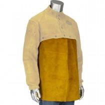 Ironcat® Split Leather Welding Bib  (#7001/)