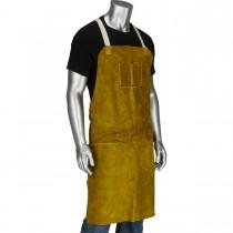 Ironcat® Split Leather Welding Apron  (#7010)