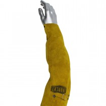 "Ironcat® Split Leather Sleeves - 18""  (#7020)"