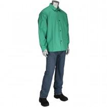"Ironcat® Economy FR Treated 100% Cotton Welders Jacket - 30""  (#7040)"
