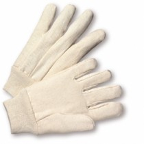 Standard Weight Cotton Canvas Gloves (#708)