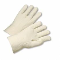 PIP® Premium Grade Cotton Canvas Single Palm Glove - Band Top  (#708BT)