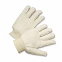 Reversible Poly/Cotton Canvas Gloves (#708R)