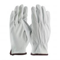 PIP® Premium Grade Top Grain Goatskin Leather Drivers Glove - Keystone Thumb  (#71-3618)
