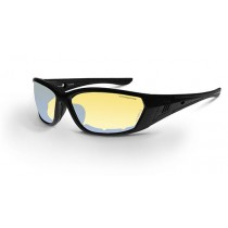 CrossFire 710 Foam Lined, clear anti-fog lens (#3564)
