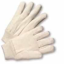 PIP® Cotton/Poly Canvas Single Palm Glove - Knitwrist  (#710K)
